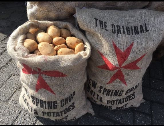 (Nederlands) Import van Malta aardappelen is weer begonnen
